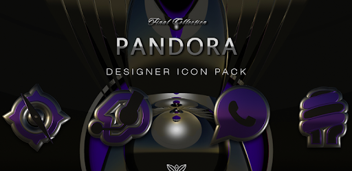 PANDORA HD Icon Pack - Apps on Google Play