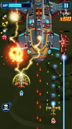 Infinity Strike - Space Shooting Idle Chicken  screenshots 8