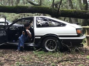 カローラレビン AE86 S61 GT-APEX SPのカスタム事例画像 2ハチさんの2018年09月12日23:14の投稿