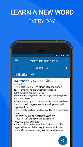Oxford Dictionary of English : Free screenshot 6