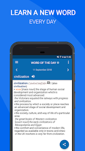 9Apps Oxford Dictionary 6