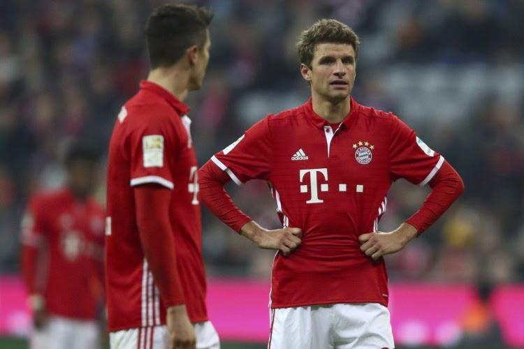 Bayern München verliest van revelatie, die samen met Borussia Dortmund inloopt op de leider