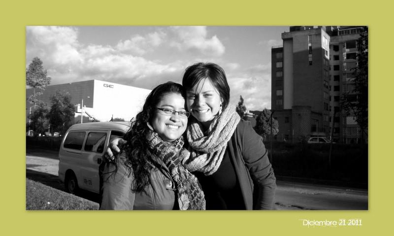 Photo: Salida_Despedida de la Empresa_Con Liliana