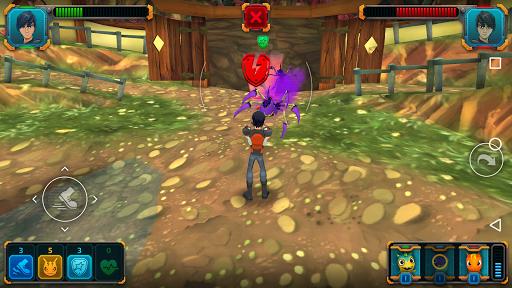 Slugterra: Dark Waters screenshot 24