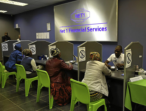 Social grants recipients in KwaZulu-Natal get their payments at Net 1 Financial Services, one of the information technology partners to Grindrod Bank: