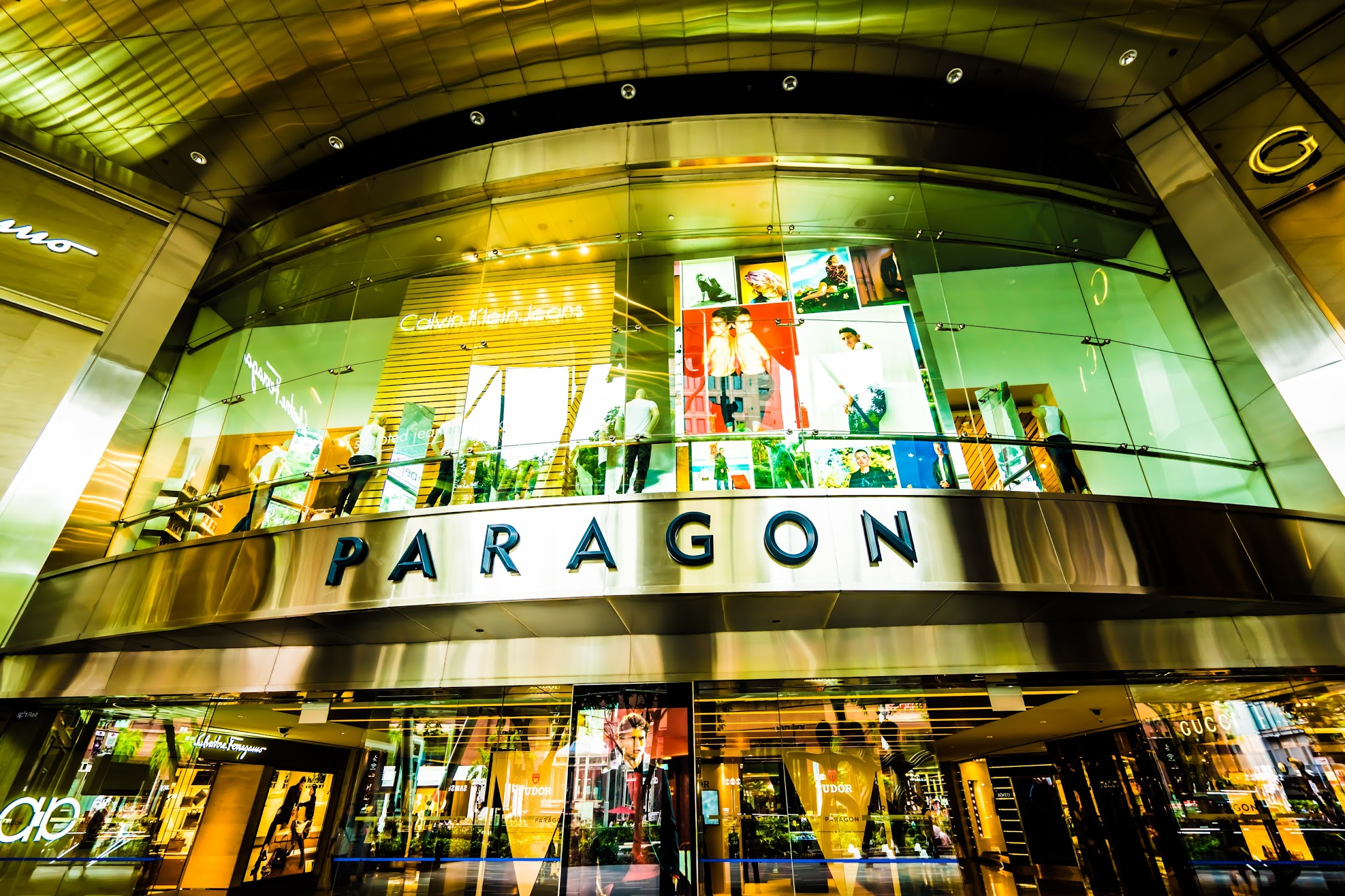 Singapore Orchard Paragon