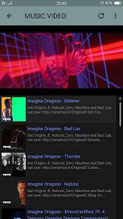 Download Imagine Dragons Lyrics For PC Windows and Mac apk screenshot 7