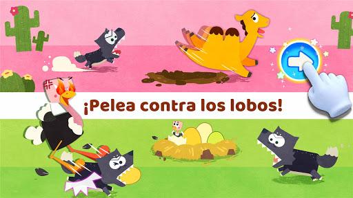 Mundo de Animales del Pequeño Panda screenshot 3
