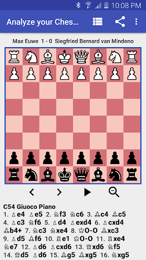 Analyze your Chess Pro - PGN Viewer by Lucian Musca (Google
