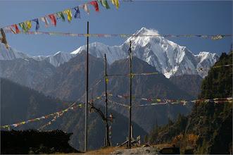Photo: 11 XI 2011 Annapurna II z Koto