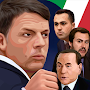 Italian Political Fighting icon