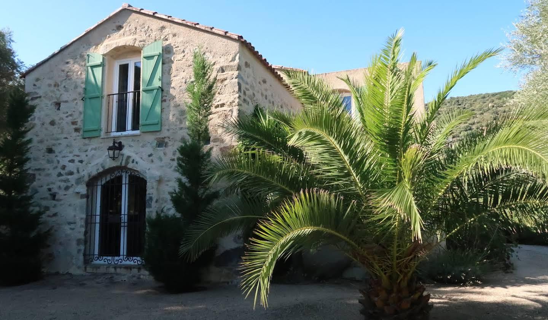 Propriété avec jardin Haute-Corse