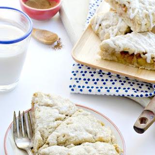 Apple Pie-Stuffed Scones