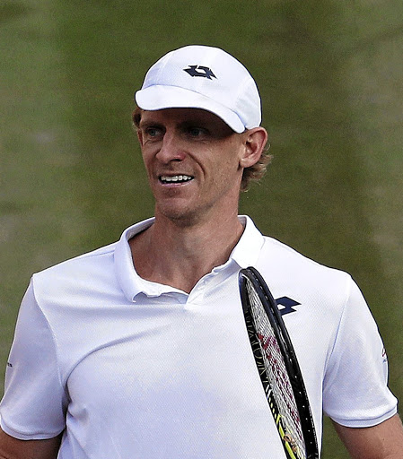 Kevin Anderson. Picture: REUTERS