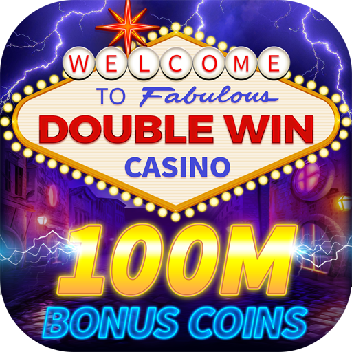 Double Win Slots - Free Vegas Casino Games Icon