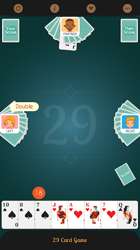 29 Card Game Best Ever 1.0.8 screenshots 4