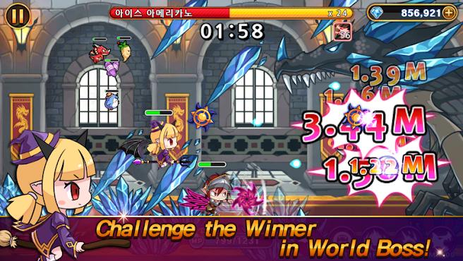 Armpit Hero: King of Hell v1.8.0