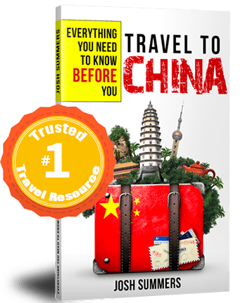 Best Selling China Travel Guide on Amazon
