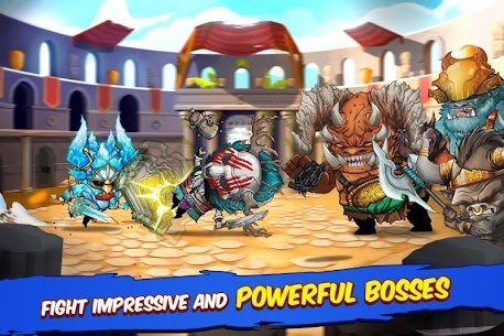 Tiny Gladiators – Fighting Tournament v2.4.0 [MOD] 5