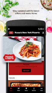Russo's New York Pizzeria- screenshot thumbnail