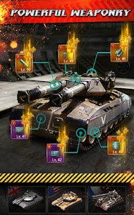 Steel Avengers: Storm Tank War- screenshot thumbnail