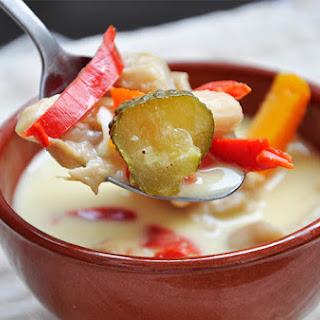 Hangover Soup Recipes.