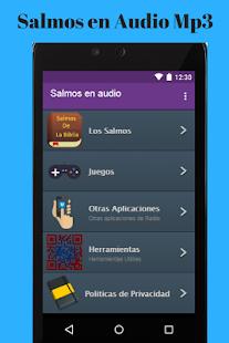 Salmos en Audio Mp3 - náhled