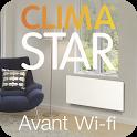 Climastar Avant Wi-fi icon
