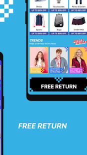 App Jollychic - Online Shopping mall APK for Windows Phone