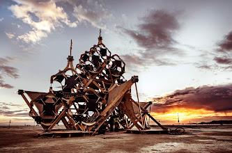 Photo: OTIC OASIS Burning Man 2012