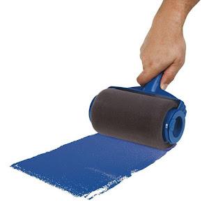 Trafalet cu rezervor Paint Roller pentru zugravit simplu si rapid