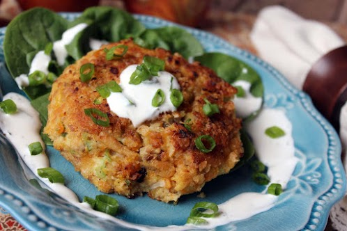 Turkey Dinner Croquettes