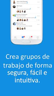 Nepcom - Corporate Chat - náhled