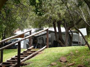 Photo: Staanplek 7 op die boonste terras