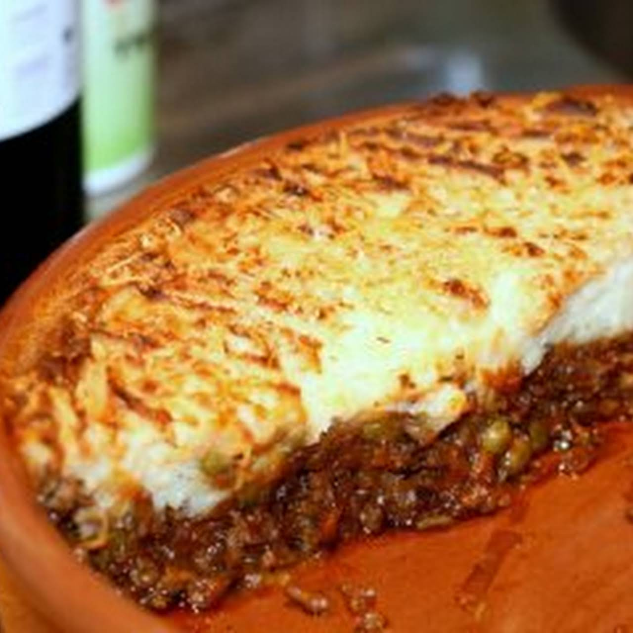 You May See Tears Of Joy  with You  help This Stupendous Cottage Pie To Your Family