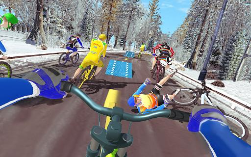 BMX Cycle Freestyle Race 3d apkmind screenshots 7