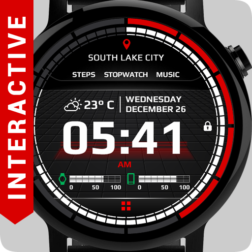 Infinity Watch Face (app)