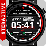 Infinity Watch Face Icon