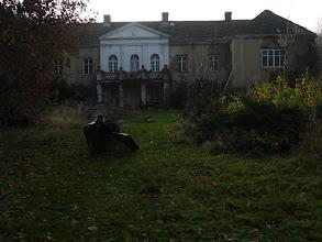 Photo: Dwór w Pielgrzymowie.