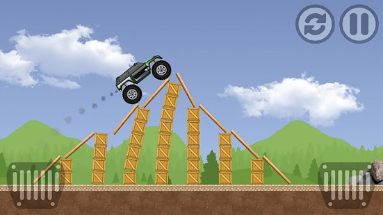 Monster Car Screenshot