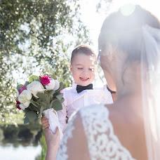 Wedding photographer Natalya Shaparenko (Sarabi). Photo of 30.09.2018