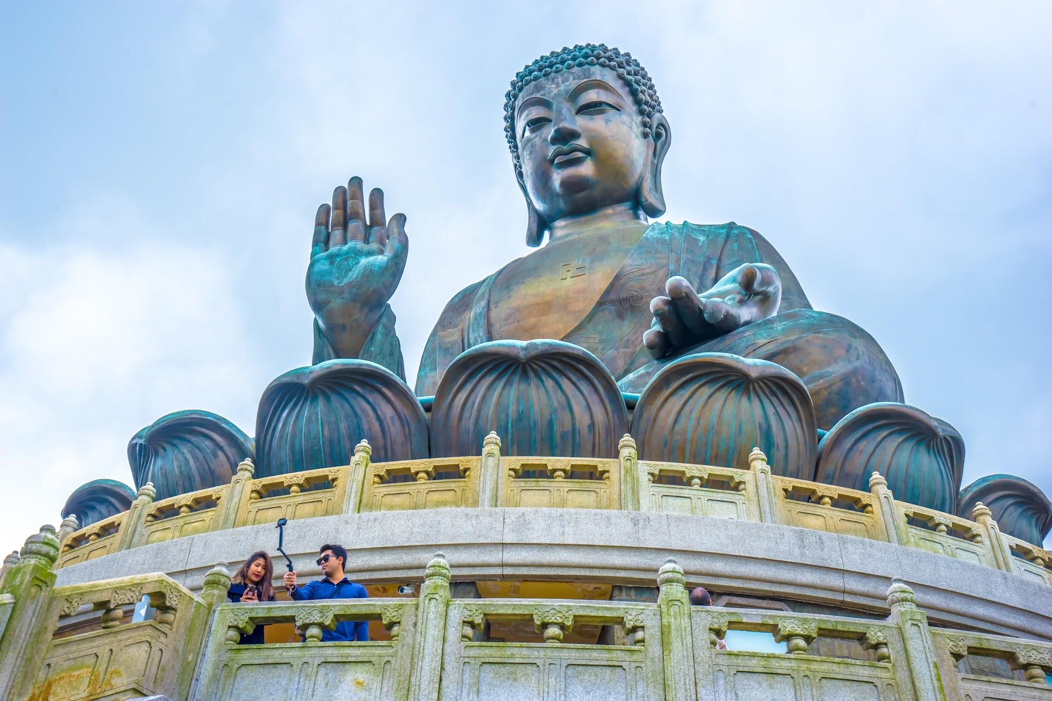 Hong Kong Tian Tan Buddha1