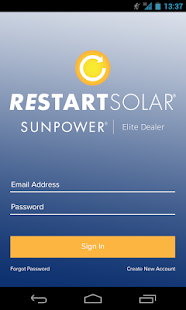 Restart Solar- screenshot thumbnail