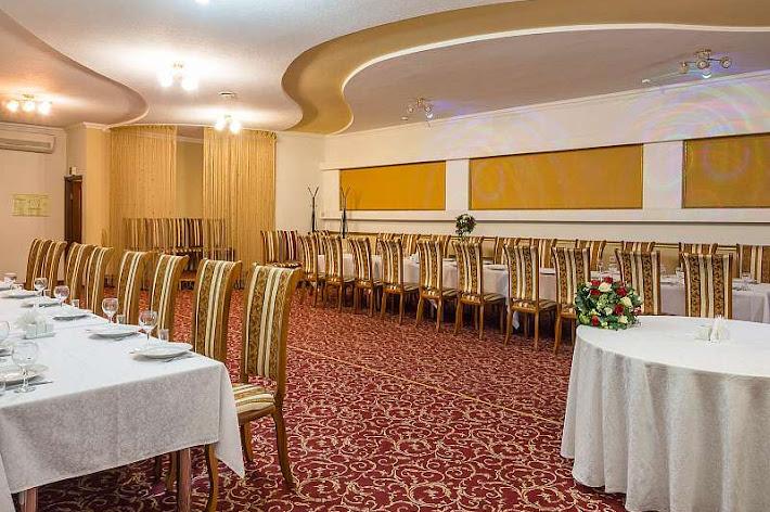 Фото №3 зала Красный зал