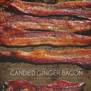 Candied Ginger Bacon.
