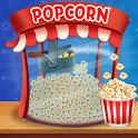 Popcorn Factory! Popcorn Maker Food Games icon