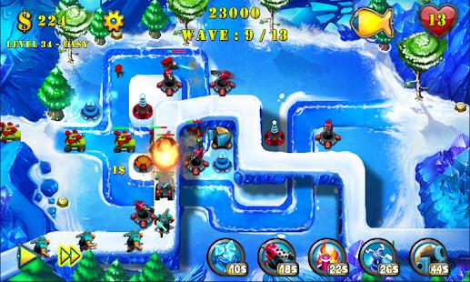 Tower Defense Evolution 2 1.3 APK
