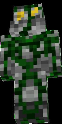 Moss Golem Nova Skin