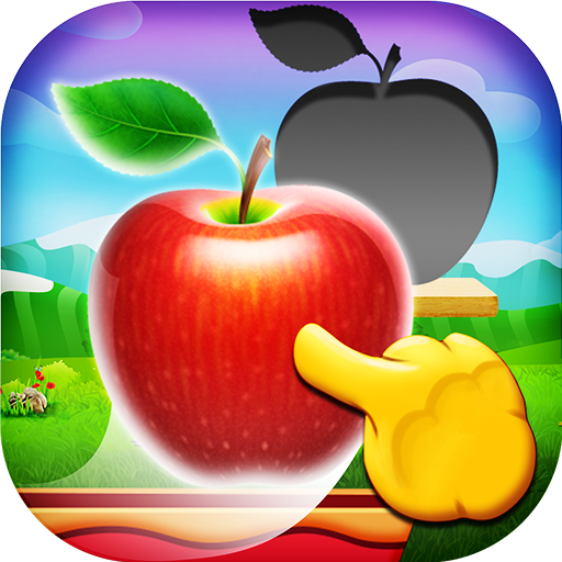 Kids 123 ABC Puzzle game icon