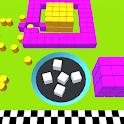 Hole ball stack 3D.io icon